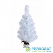 Искусственная елка YES! Fun Таежная белая 0,45 м (903354)