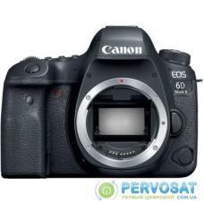 Цифровой фотоаппарат Canon EOS 6D MKII Body (1897C031)