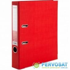 Папка - регистратор Axent Prestige+ А4 5см Арочный красная (1721-06C-A)