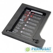 "Фрейм-переходник Maiwo 2,5"" HDD/SSD SATA3 12.7 mm (NSTOR-12-P)"