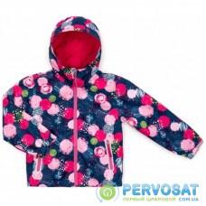 Куртка TOP&SKY на флисе (7023-1-150G-fuchsia)