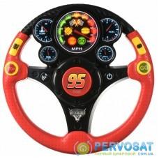 Интерактивная игрушка Ekids Руль музыкальный Disney Cars, Молния McQueen, MP3 (CR-155.11EV7)