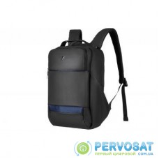 "Рюкзак для ноутбука 2E 16"" Urban Groove, Black (2E-BPT9176BK)"