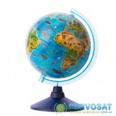 Интерактивная игрушка Alaysky's Globe Глобус зоо-географический, Д21см (AG-2134)