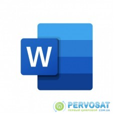 Офисное приложение Microsoft Word LTSC 2021 Commercial, Perpetual (DG7GMGF0D7D3_0002)