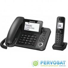 Panasonic KX-TGF320UCM Black