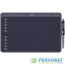 Графічний планшет Huion HS611 USB Space Grey