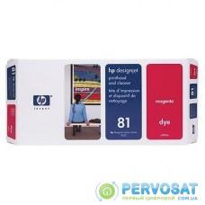 Печатающая головка HP №81 magenta DesignJ5000 (C4952A)