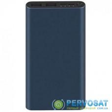 Батарея универсальная Xiaomi Mi Power bank 3 10000mAh QC2.0 in/out, PLM13ZM, Black (VXN4260CN)