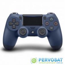 Геймпад SONY PS4 Dualshock 4 V2 Midnight Blue