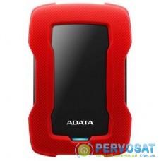 "Внешний жесткий диск 2.5"" 1TB ADATA (AHD330-1TU31-CRD)"