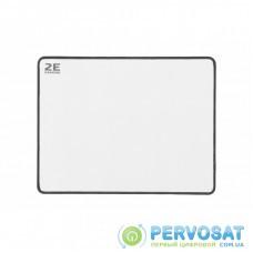 Коврик для мышки 2E Gaming Speed/Control Mouse Pad M White (2E-PG300WH)