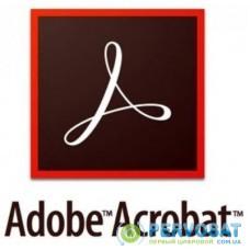 Офисное приложение Adobe Acrobat Standard 2020 Windows Ukrainian AOO License TLP (1 - (65310938AD01A00)