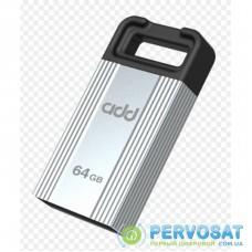 USB флеш накопитель AddLink 64GB U30 Silver USB 2.0 (ad64GBU30S2)