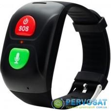GPS трекер CANYON CNE-ST01BB Браслет для людей пожилого возраст с функцией SOS (CNE-ST01BB)