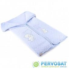 Детское одеяло Bibaby конверт (64174-blue)