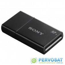 Считыватель флеш-карт Sony UHS-II SD Memory Card Reader High Speed (MRW-S1/T1*)