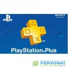 Карта онлайн пополнения Sony Playstation Plus: Подписка на 12 месяцев Конверт (9809944)