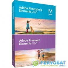 ПО для мультимедиа Adobe Premiere Elements 2021 Multiple Platforms International Engl (65313093AD01A00)
