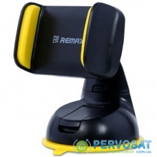 Remax Car Holder RM-C06 Black/Yellow