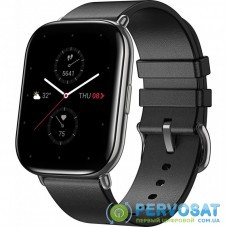 Смарт-часы ZEPP E square screen (polar night black)