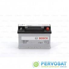 Аккумулятор автомобильный Bosch 70А (0 092 S30 070)
