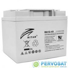 Батарея к ИБП Ritar AGM RA12-45, 12V-45Ah (RA12-45)