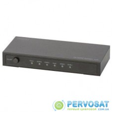 Сплиттер DIGITUS HDMI (INx1 - OUTx4), 4K, black (DS-47304)