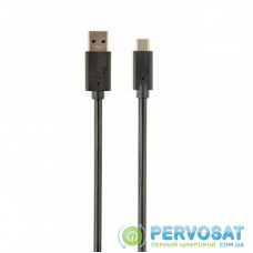 Дата кабель USB 3.0 AM to Type-C 0.5m Cablexpert (CCP-USB3-AMCM-0.5M)