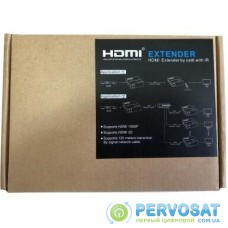 Контроллер HDMI extender 120 m Atcom (14157)
