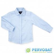 Рубашка Breeze в полосочку (G-363-80B-white)