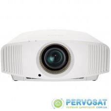 Проектор для домашнього кінотеатру Sony VPL-VW590 (SXRD, 4k, 1800 lm), білий