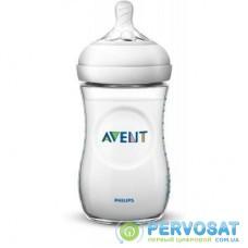 Пляшечка для годування Natural, 260 мл, Avent (SCF033/17)