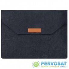 "Чехол для ноутбука AirOn 15,6"" Premium Black (4822356710623)"