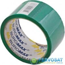 Скотч Buromax Packing tape 48мм x 35м х 43мкм, green (BM.7007-04)