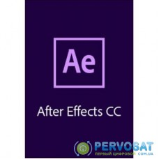 ПО для мультимедиа Adobe After Effects CC teams Multiple/Multi Lang Lic Subs New 1Yea (65297727BA01A12)