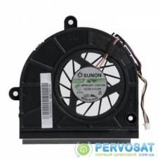Вентилятор ноутбука ASUS X53U/K53U/(AB07605MX12B300) DC(5V,0.4A) 3pin (AB07605MX12B300)