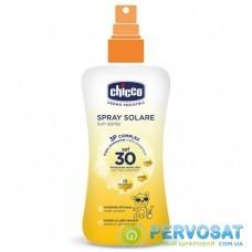 Молочко Chicco Cпрей солнцезащитный Chicco SPF 30 150 мл (09160.00)