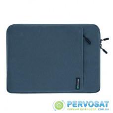 Чехол для ноутбука Grand-X 15'' SLX Dark Grey (SLX-15D)