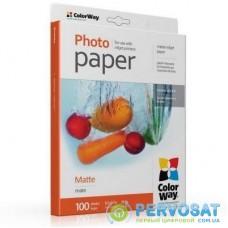 Бумага ColorWay Letter (216x279mm) matte (PM108100LT)