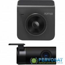 Видеорегистратор Xiaomi 70mai А400 + rear camera RC09 grey (А400 + rear camera)