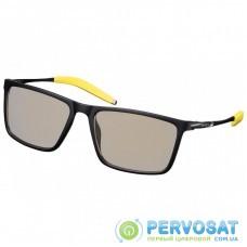 Очки компьютерные 2E Gaming anti-blue glasses Black-Yellow (2E-GLS310BY)
