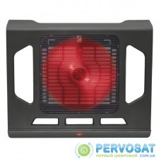 "Trust GXT 220 Kuzo (17.3"") RED LED BLACK"