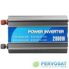 Автомобильный инвертор 12V/220V 1000W PORTO (MND-1000)