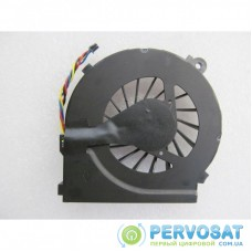 Вентилятор ноутбука HP CQ58/G4-1000/G6-1000/G7-1000 DC(5V,0.4A) 4pin (MF75120V1-C050-S9A)