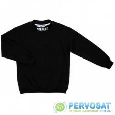 """Кофта A-Yugi """"PERFECT"""" (7043-158B-black)"""