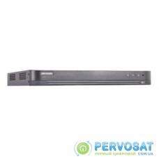 Регистратор для видеонаблюдения HikVision DS-7216HQHI-K1 (3 Mp) (DS-7216HQHI-K1)