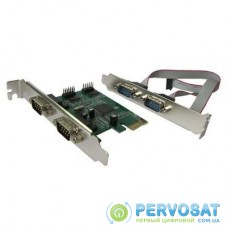 Контроллер PCIе to COM Dynamode (RS232-4port-PCIE)