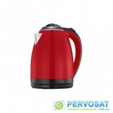 Электрочайник Delfa 3520 X red