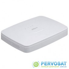 Регистратор для видеонаблюдения Dahua DH-NVR4108-8P-4KS2 (03614-05010)
